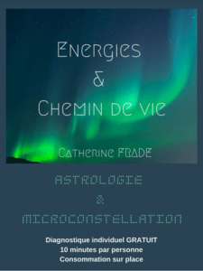 Energies et Chemin de vie